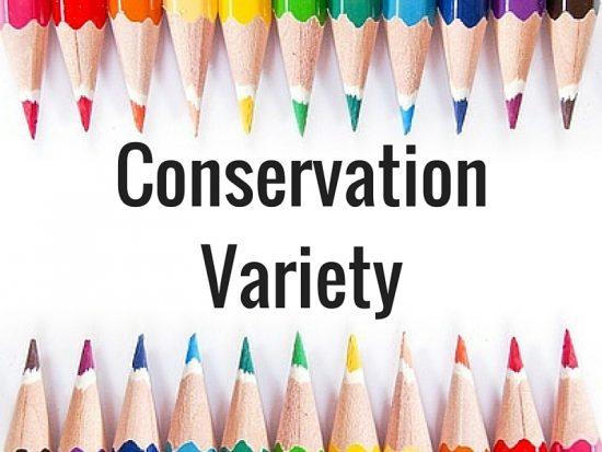 conservation variety