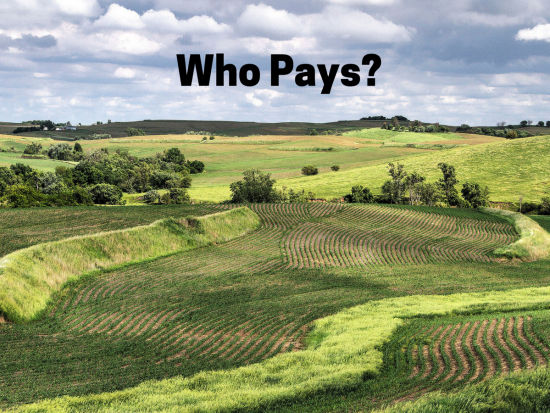 Climate Change Who Pays