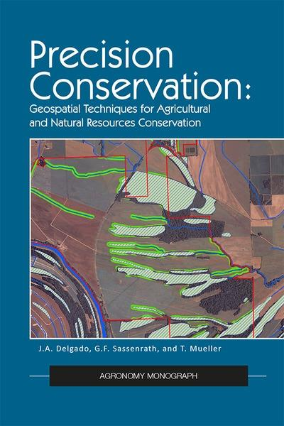 Precision Conservation Book Cover